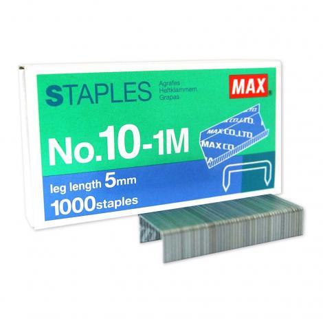 MAX Staples Refill No  10-1M